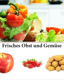 Obst, Gemüse und Kartoffeln