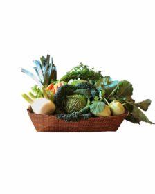 Obst und Gemüse Abonnement Lieferkiste