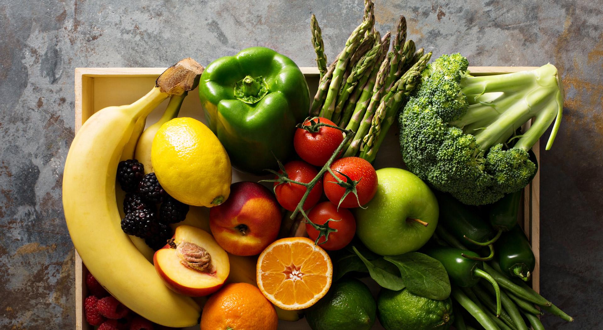 Obst und Gemüse  aus Koblenz